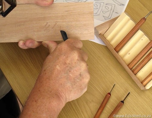 Chip carving techniques and patterns amazon wayne barton